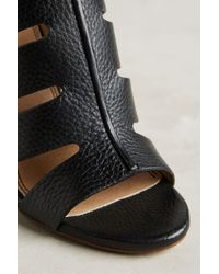 Splendid - Black Jamey Heels - Lyst