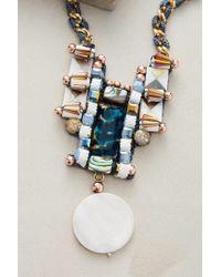 Nocturne | Multicolor Tasha Bib Necklace | Lyst