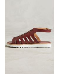 Seychelles | Multicolor Pamploma Braided Sandals | Lyst