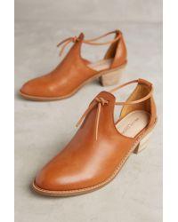 Kelsi Dagger Brooklyn | Brown Kalyn Ankle Boots | Lyst