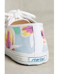 Startas - Blue Magnolia Sneakers - Lyst