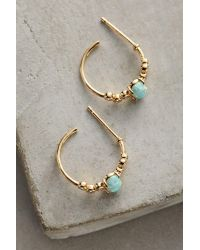 Anthropologie | Blue Starwaltz Earrings | Lyst