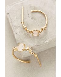 Anthropologie | Pink Starwaltz Earrings | Lyst