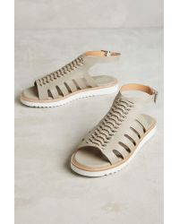 Seychelles - Multicolor Pamploma Braided Sandals - Lyst