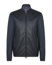 Armani Jeans | Blue Blouson Jacket for Men | Lyst