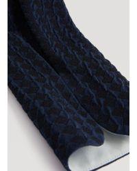 Emporio Armani - Blue Casual Jacket - Lyst