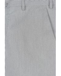 Armani | Gray Classic Pant for Men | Lyst
