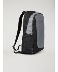 Emporio Armani - Gray Backpack for Men - Lyst