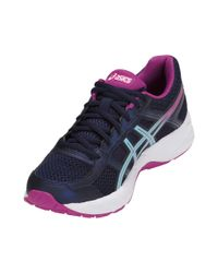Asics - Blue Gel-contend 4 Running Shoe - Lyst