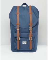Herschel Supply Co. | Blue Navy Retreat Backpack for Men | Lyst