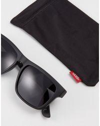 Vans - Squared Off Sunglasses In Black V07ebka for Men - Lyst