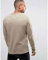 Produkt - Natural Light Weight Sweatshirt for Men - Lyst