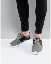 Ellesse - Black Sport Romani Knit Sneakers for Men - Lyst