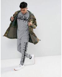 Napapijri - Blue Tier 1 Logo Sweatpants In Navy Suit 3 for Men - Lyst