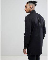 Sixth June - Cargo Shirt In Black for Men - Lyst