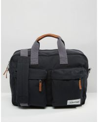 Eastpak - Tomec Laptop Bag In Black - Black for Men - Lyst