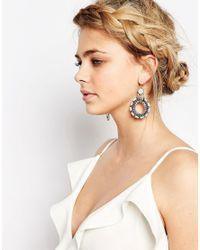 ALDO | Metallic Harger Statement Earrings | Lyst