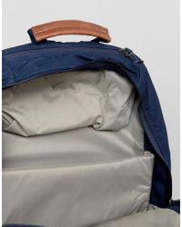 Fjallraven - Blue Raven Backpack In Navy 20l for Men - Lyst