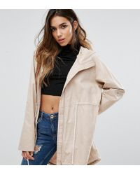 PRETTYLITTLETHING | Multicolor Utility Trench | Lyst