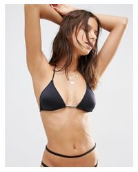 ASOS - Metallic Coin And Leaf Multi Row Choker Body Harness - Lyst