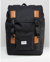Wesc - Black Chaz Backpack for Men - Lyst