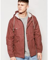 Native Youth - Festival Jacket - Red for Men - Lyst