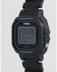 G-Shock - La20wh-1b Digital Watch In Black for Men - Lyst