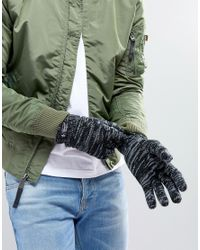 Original Penguin - Black Straits Gloves for Men - Lyst