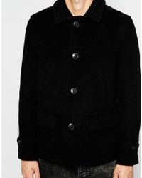 Gloverall - Black Donkey Jacket Exclusive for Men - Lyst