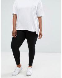 ASOS - Black 2 Pack Full Length Legging - Lyst