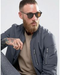 Komono - Brown The Beaumont Square Sunglasses In Tort for Men - Lyst