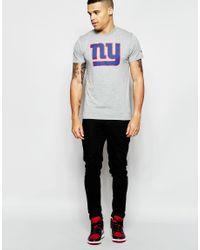 KTZ | Gray New York Giants T-shirt for Men | Lyst