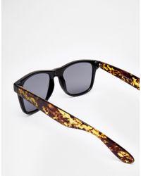 ToyShades - Milly Sunglasses - Black/sandstone/gr - Lyst