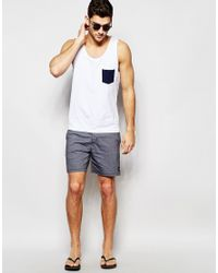 Billabong - Gray Hash It Out Lo Tide 17 Inch Board Shorts - Grey for Men - Lyst