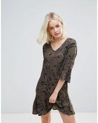 B.Young - Multicolor Tunic Dress - Lyst