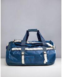 eeadfab824 Lyst - The North Face Base Camp Duffel Bag Medium 71 Litres In Blue ...