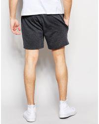Only & Sons - Black Jersey Short Shorts for Men - Lyst