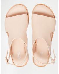Melissa - Pink Nude Hotness Sandals - Lyst