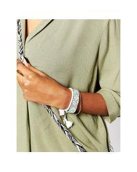 Orelia - Blue Stargazer Multipack Bracelets - Multi - Lyst
