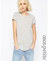 ASOS   Gray The Ultimate Crew Neck T-shirt   Lyst
