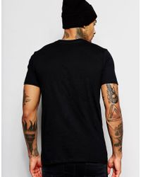 Abuze London - Black Buze London T-shirt Box Wasp for Men - Lyst