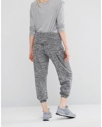 ASOS - Gray Lounge Hareem Pants - Lyst