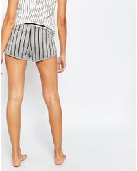 Undiz - Black Teamminiz Short - Lyst