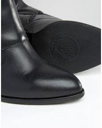 Tommy Hilfiger - Black Gigi Hadid Nautical Over The Knee Heeled Boots - Lyst