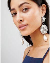 Ivyrevel - Multicolor Pearl Look Earrings - Lyst