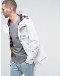 Penfield | White Kasson Hood Mountain Parka Blanket Lining for Men | Lyst