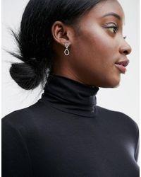 Pieces - Metallic & Julie Sandlau Sterling Silver Jeen Earrings - Silver - Lyst