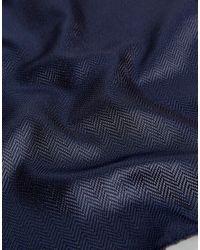Jack & Jones - Blue Pocket Square In Navy for Men - Lyst