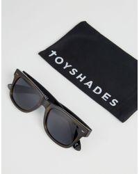 ToyShades - Multicolor D Frame Sunglasses - Lyst