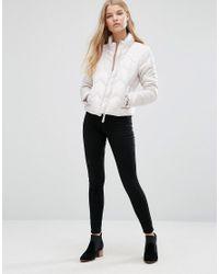 Vero Moda - Wind Jacket In Ultramarine In Gray - Lyst